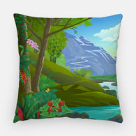 Blue Mountain Out Door Pillow