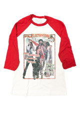 Fleetwood Mac Baseball Tee