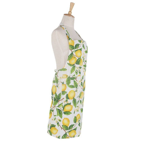 ... Adjustable Womenu0027s Kitchen Apron Thin Cotton Cooking Baking Garden Chef  Apron With Pocket Great Gift For ...