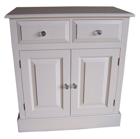 2 Door 2 Drawer Sideboard - Shallow depth  (13