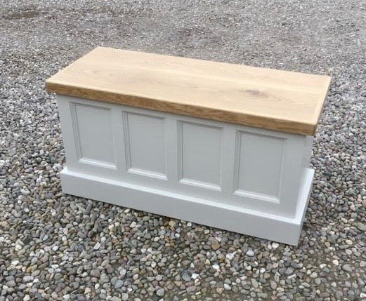Multi Panelled Storage Box