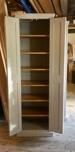 Kitchen, Craft, Utility,  Hall, Toys Storage Cupboard - Fully Shelved (50 cm deep) NO Spice Rack