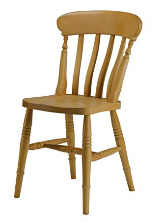 Slatback Kitchen/Dining Chair