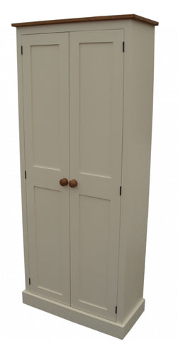 900mm Wide Hall /Utility Room / Cloak Room Coat U0026 Shoe Storage Cupboard