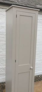 Bathroom, Hall, Utility Storage Cupboard (35 cm deep)