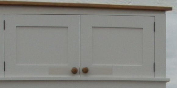 Larder or Hall Extra Storage Top Box - All width Sizes (50 cm - 60 cm deep)