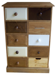 10 Drawer Multi Sampler Chest