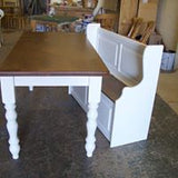 Kitchen Dining Table Size: 5' x 3'