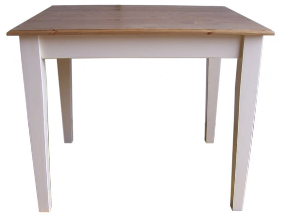 Kitchen Dining Table Size: 4' x 3'
