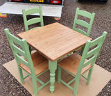 Ladderback Amish Kitchen/Dining Chair