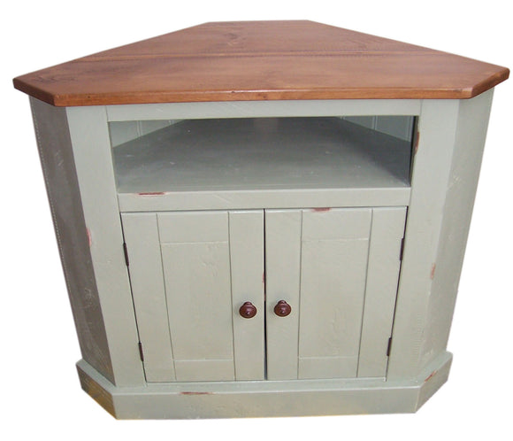 Corner TV Unit with 2 Doors