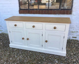 5' (152 cm)wide Painted Solid Wood Dining & Living room Sideboard