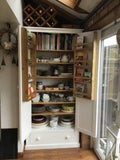 Kitchen Larder Pantry with Drawer and Spice Racks - ALL SIZE VARIATIONS
