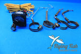 Alcor Exhaust EGT Temperature Indicator & 4 Thermocouple Probes (19900)