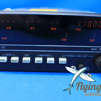 King KNS-80 NAV VOR LOC DME GS Receiver P/N 066-4008-00 GUARANTEED 8130 (19908)