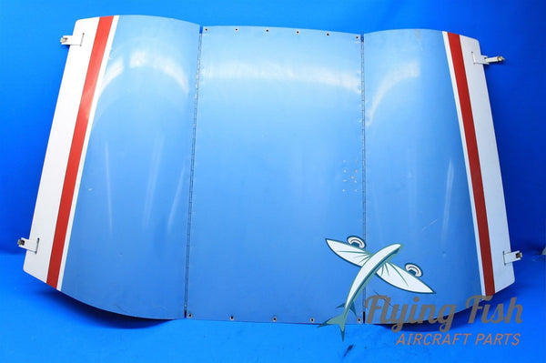 1975 Piper Cherokee PA-28-140 Upper Engine Cowling Assembly (18468)