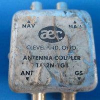 AEC 1A-2N-1GB Antenna NAV/GS Coupler (5721)