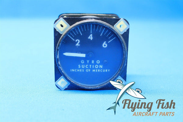 Airborne MFG Co. 1G10-1 Gyro Suction Indicator (18548)