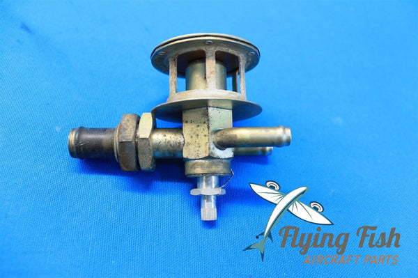 Airborne MFG Co. 133A4 Vacuum Regulation Valve Piper Cherokee PA-28-235 (18604)