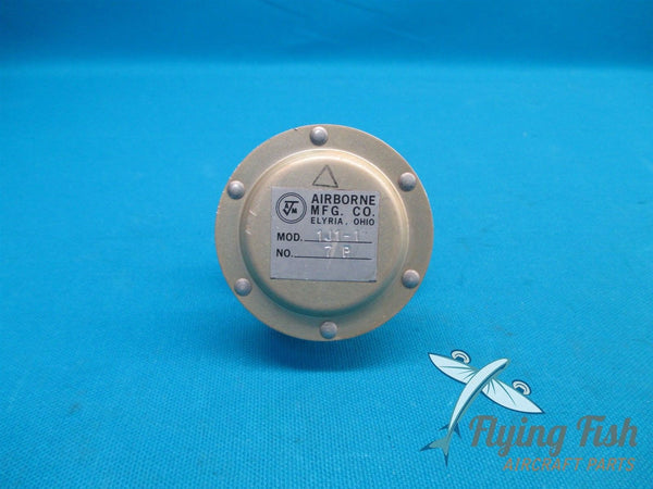 Airborne Vacuum Air FIlter Model: 1J1-1 New Old Stock (18707)