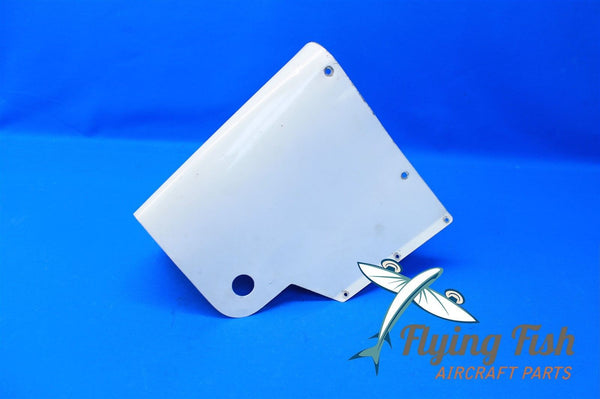 1975 Piper Cherokee PA-28-140 RH Right Side Landing Gear Fairing Cover (18661)