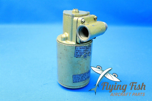 Airborne Fuel Pump Assembly P/N 2B6-53 (18685)