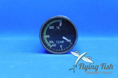 Lewis Oil Temperature Indicator 126BL704D 28V (19555)
