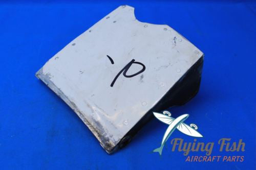 Cessna 172RG RH Right Cowl Flap Assembly P/N 2452016-2 (19780)