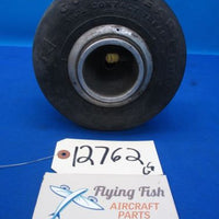 Good Year 8.00 Wide Contact Tailwheel Tire Wheel (12762)