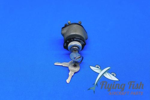 Bendix Magneto Ignition Switch 10-357210-1A Piper PA-28R-180 (19483)