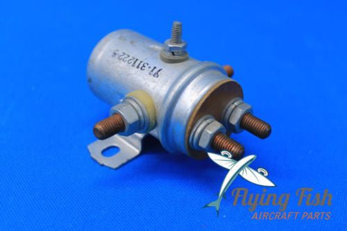 White Rodgers Relay Solenoid 12 VDC P/N 71-311222-5 (19833)