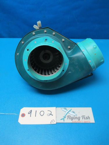 Aircraft Cooling Fan 28V GUARANTEED WORKING (9102)