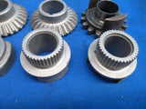 Aircraft Engine Gears Lycoming Continental Cessna Piper Beechcraft Lot (14113)