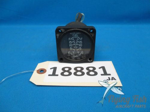 Cessna 401 Auxiliary Fuel Indicator C662005-0101 (18881)