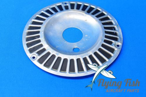 "Aircraft Hubcap Wheel Cover Cessna Piper Beechcraft 7 1/8"" (19657)"