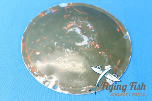 "Aircraft Hubcap Wheel Cover Cessna Piper Beechcraft 7 1/4"" (19665)"