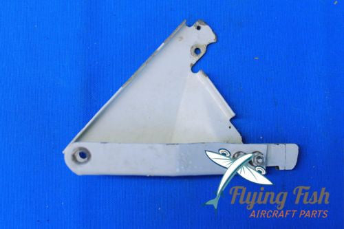 Beechcraft Baron 55 RH Landing Gear Uplock Bracket P/N 35-815077-11 (19704)