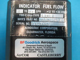 Aerosonic Dual Fuel Flow Indicator P/N:65840-9129 GUARANTEED with 8130(16745)