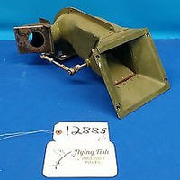 Vintage Cessna L-19 Bird Dog WarBird Air Box Intake Assembly 0650111 (12885)