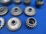 Aircraft Engine Gears Lycoming Continental Cessna Piper Beechcraft Lot (13052)