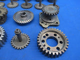 Aircraft Engine Gears Lycoming Continental Cessna Piper Beechcraft Lot (13044)