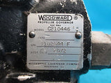 Woodward Aircraft Propeller Governor Core for Parts Model: C210446 (15742)