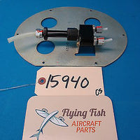 TKS De-Icing Proportioning Unit PN: PU310CT124 for Cirrus SR22 w/ Mount (15940)