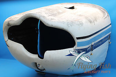Piper PA-28-235 Top & Bottom Cowling Assembly P/N 65069-003 (18053)
