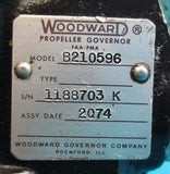 Woodward Aircraft Propeller Governor Core for Parts B210596 Prop (15585)