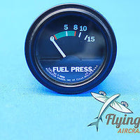 Rochester Gauges Inc. Cessna Fuel Pressure Gauge P/N 548-279 5-90333 (18250)