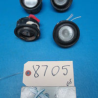 Assortment of Various Interior Lights and Mounting Assemblies (8705)