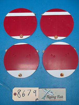 Beechcraft Queen Air 65 Inspection Panels (8679)