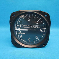 United Instruments Vertical Speed Indicator Type III PN 7040 NEW w/ 8130 (15079)