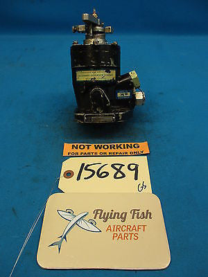 Woodward Aircraft Propeller Prop Control Governor Core PN: A210390 (15689)